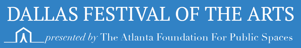 Dallas Festival of the Arts logo